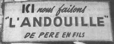 Photos insolites O_o Andouille